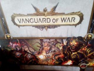 Vanguard of war Kickstarter