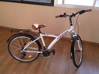 "Bicicleta Moma Hybrid 26"""