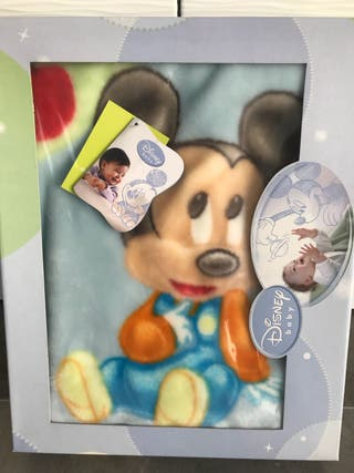 Manta Baby Disney