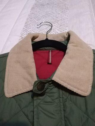 chaquetón de niño