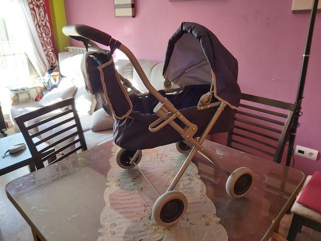 carrito de muñecas