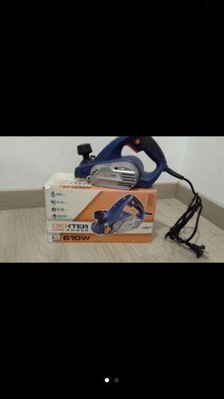 Cepillo eléctrico carpintero