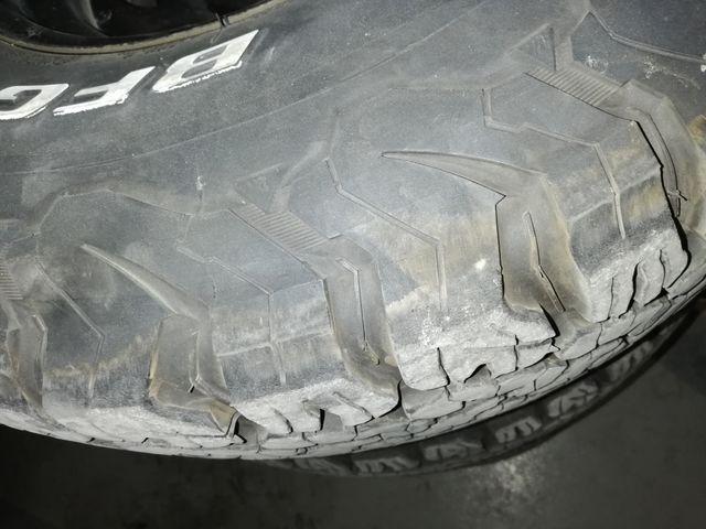 llantas con neumático para 4x4 - t20 o 20.