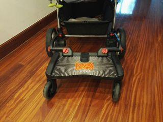 Patinete universal silla Buggy Board Maxi