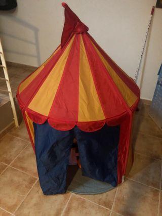 Circo carpa ikea