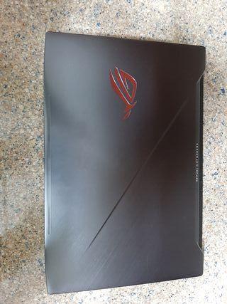 PORTATIL GAMING ASUS STRIX GL703G SCAR edition