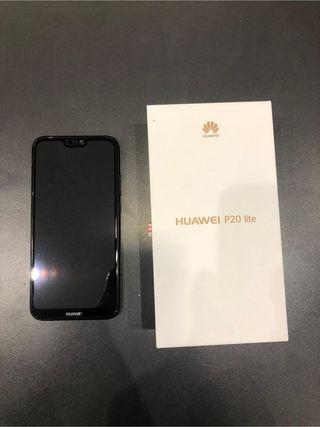 Huawei P20 lite noir 64 GO