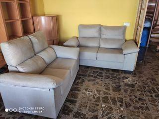 2 sofas (3 +2 plazas )