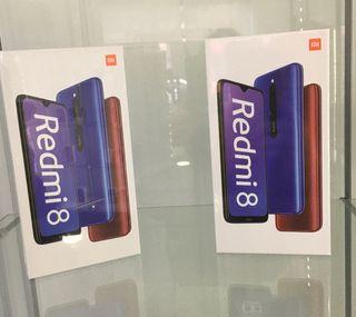 Xiaomi redmi 8 de 32gb nuevo