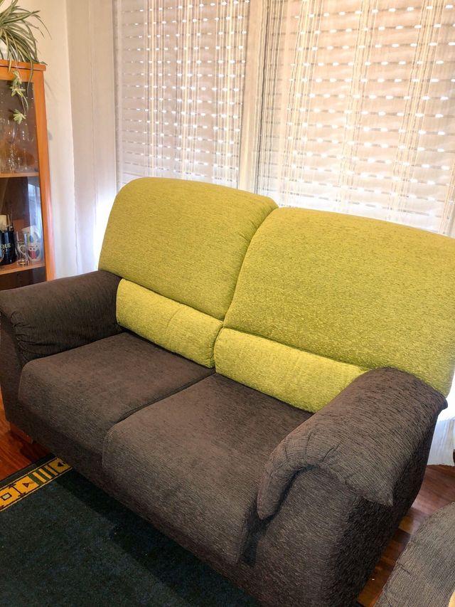 Sofas nuevos dos plazas