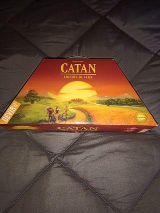 Juego de mesa Catan (edición de viaje)