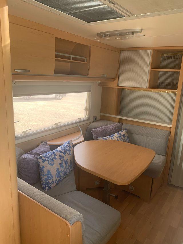 Caravana knaus 550 ( financiación)