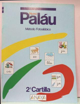 Cartilla Palau num.2
