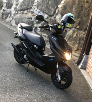 Yamaha Aerox 2016 2t