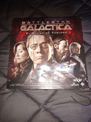 Juego de mesa Galactica