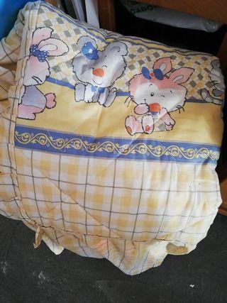 edredón para cama de 90 infantil