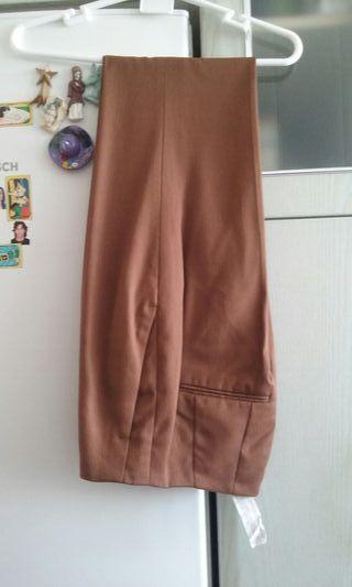Sin estrenar.pantalones marrones