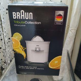Exprimidor Braun