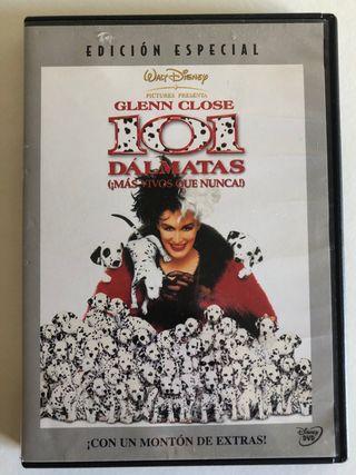 101 DÁLMATAS (DVD)