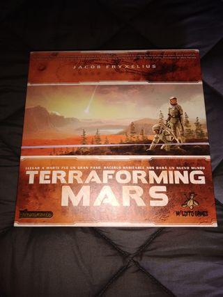 Juego de mesa Terraforming Mars