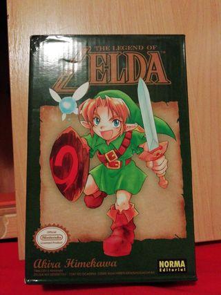 The legend of Zelda Comics