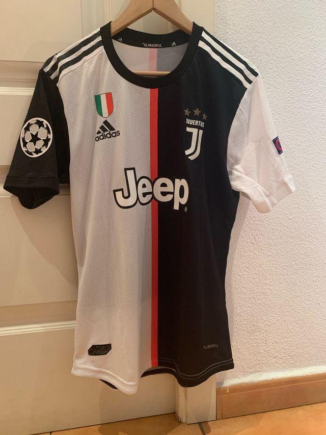 Camiseta Fútbol Juventus