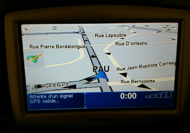 GPS TOMTOM EUROPE XL 31