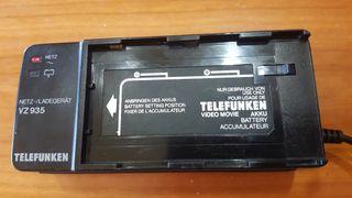 cargador baterias Telefunken VZ935