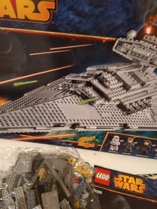 Lego Star wars 75055 imperial star destroyer
