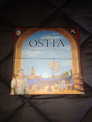 Juego de mesa Ostia (en inglés)
