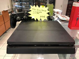 PS4 Slim 500Go +1malette + 1 jeu