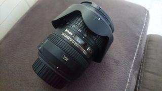 Objetivo Nikon 16-85 VR