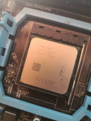 procesador AMD FX 8320 3,5GHZ 8 NÚCLEOS AM3