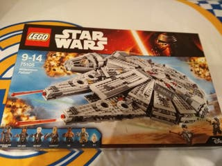Lego Star wars 75105 Milenium falcon
