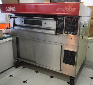 Horno modular Salva de pastelería, panadería