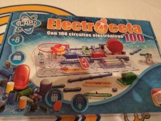 electrocefa 100. sin estrenar