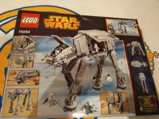 Lego Star wars 75054 at.