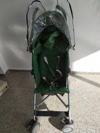 Carrito de bebé paraguero / silla