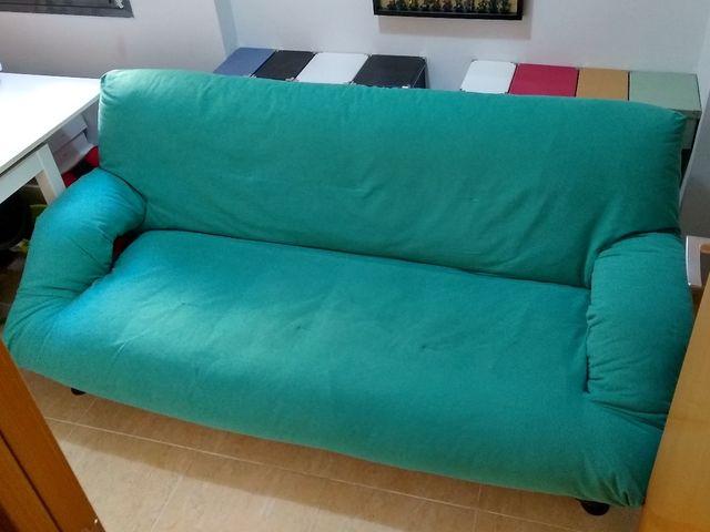 Sofá cama tres plazas