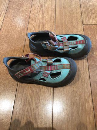 Sandalias talla 24