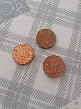 Moneda de 1 centimo
