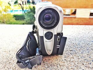 SONY MiniDV Handycam® cámara de video