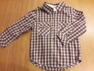 Camisa Chevignon 3 años