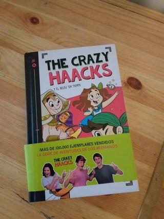 libro The crazy Haakcs