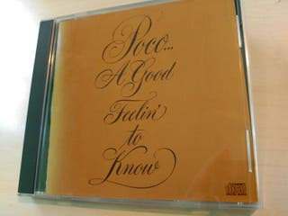 CD POCO - A GOOD FEELIN' TO KNOW - COUNTRY ROCK