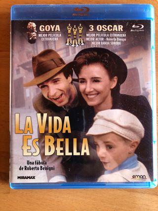 Blu-ray La vida es bella