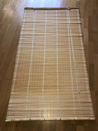 Estor de caña de bambú 166x90