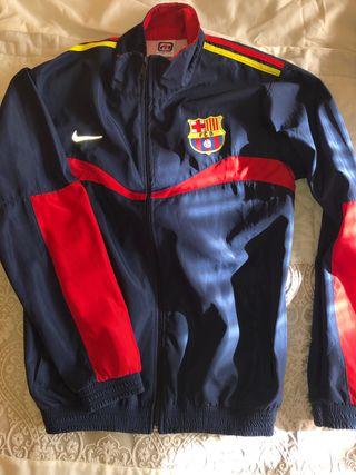 Chaqueta Barcelona F.C.