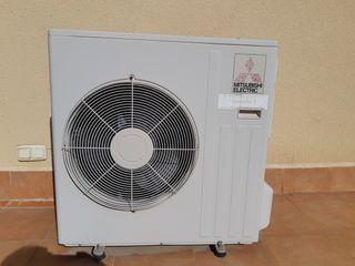 Aire acondicionado + bomba calor conductos 2