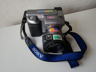Cámara Sony Mavica Fd-91